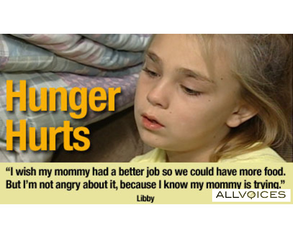 starving in america