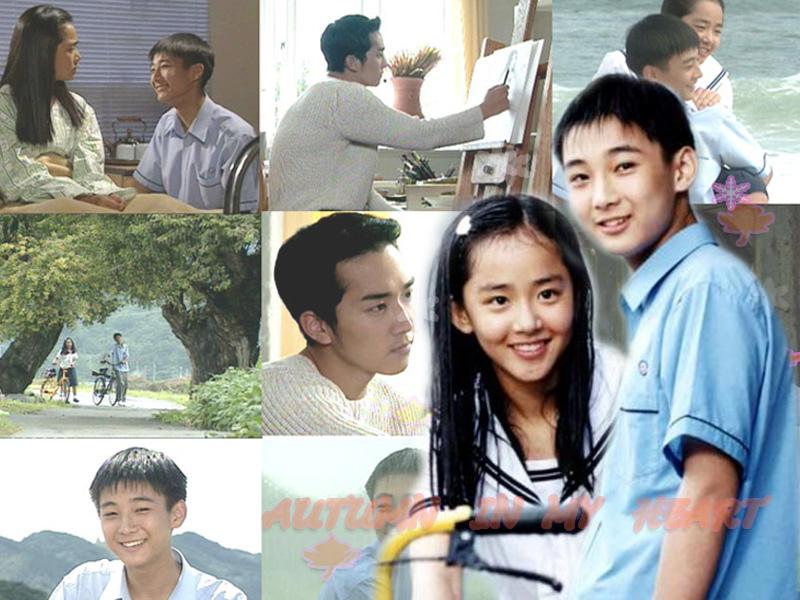 Autumn fairy tale korean movie