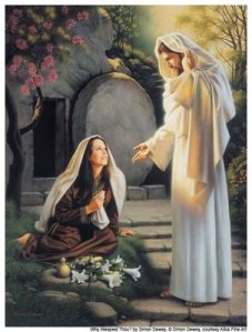 Mary of Magdala and the Risen Lord