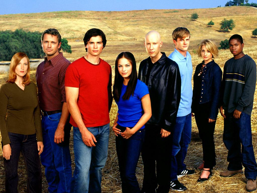 Smallville First Season Cast