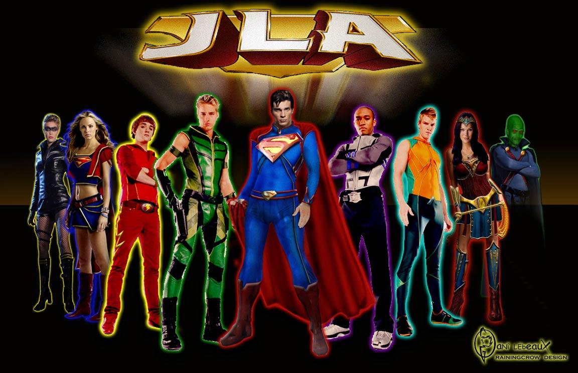 cw justice league - photo #33