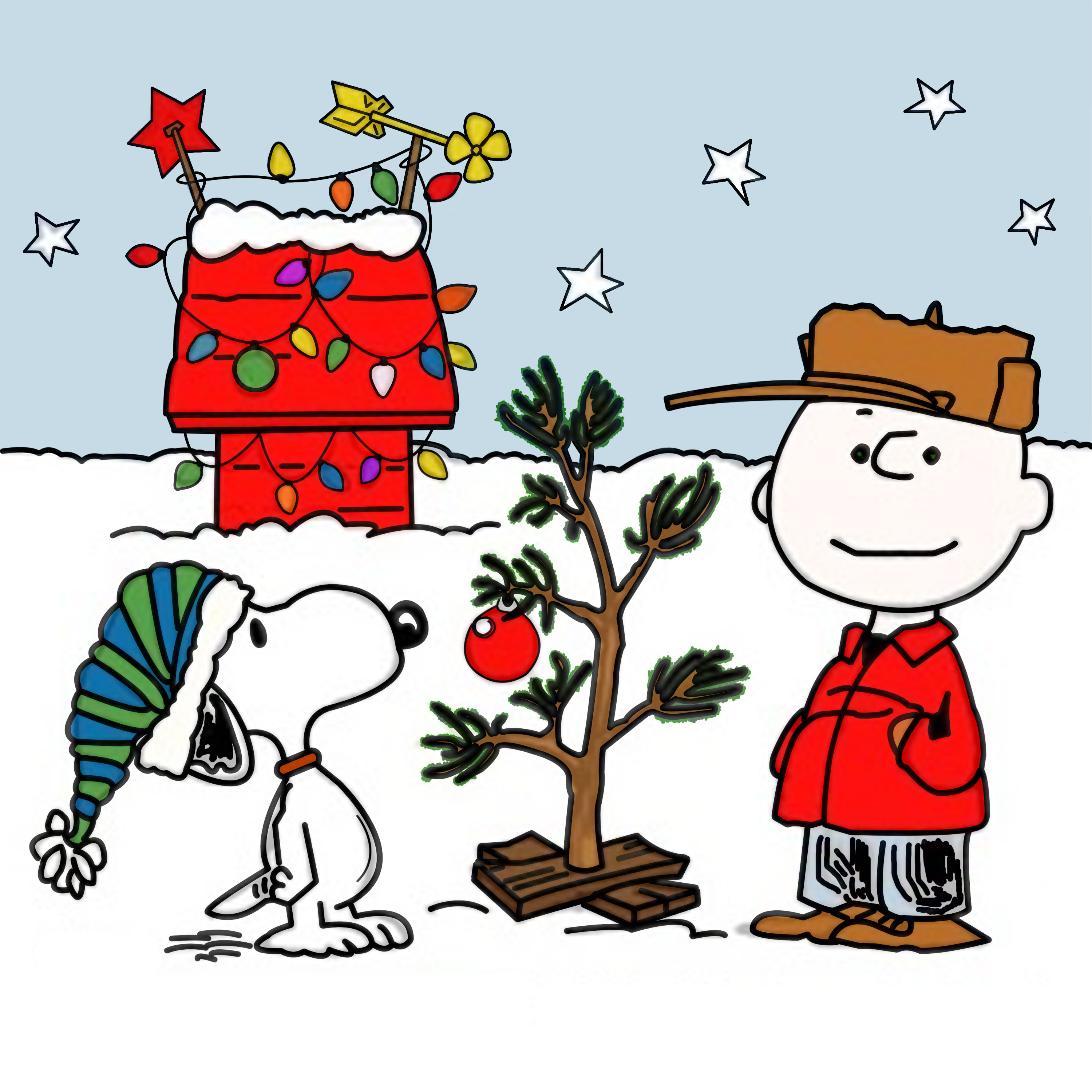 A charlie brown christmas a matter of church and state jude plauch in 1965 a charlie brown christmas premiered voltagebd Choice Image