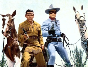 Lone Ranger and Tonto-1956