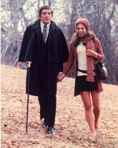 Barnabas Collins & Maggie Evans