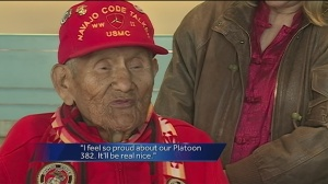 img-Chester-Nez-Codetalker-Deadication KOAT TV