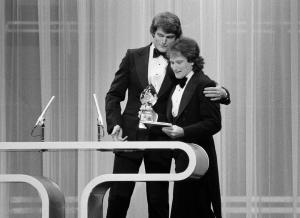 Robin Williams & Christopher Reeve -March 8, 1979 -People's Choice Awards