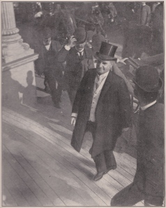 President McKinley At The Temple of Music September 6, 1901