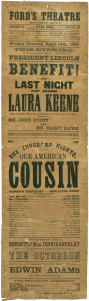 Fords_Theatre_Playbill_1865-04-14