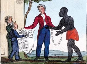 The Black Man's Lament, or, how to make sugar by Amelia Opie. (London, 1826)