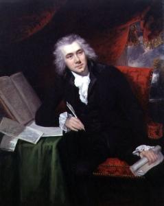 John Rising's William Wilberforce, age 29,  circa 1790