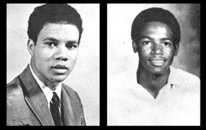 Phillip Lafayette Gibbs (left) and James Earl Green (right). Jackson Free Press