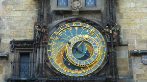 The Old Astronomical Clock in Prague, Old Town City Hall